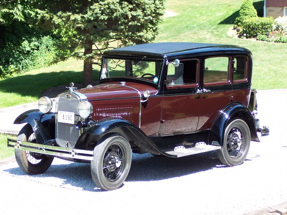 RollingThunder57's 1931 Ford Model A