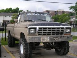 nsrednecks 1979 Ford F150 Regular Cab