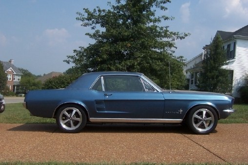 MustangTA's 1967 Ford Mustang