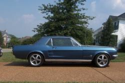2435094 1967 Ford Mustang