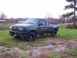 MeanGreenDual 2001 Mazda B-Series Cab Plus