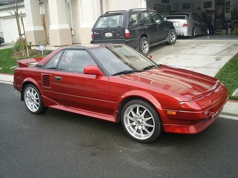 1989 Toyota MR2