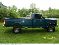 94F250 1994 Ford F150 Regular Cab