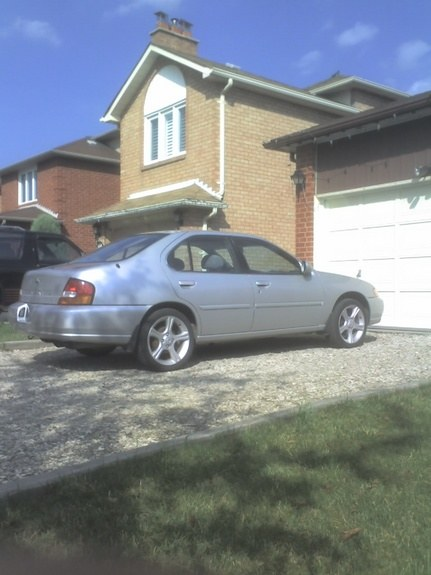 Another aztecredse_r 1998 Nissan Altima post... - 8768360