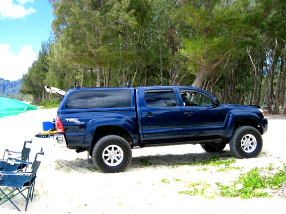 Another toku58 2006 Toyota Tacoma Double Cab post... - 8994063