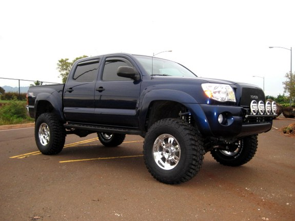 toku58 2006 toyota tacoma double cabpickup 4d 5 ft specs photos modification info at cardomain. Black Bedroom Furniture Sets. Home Design Ideas