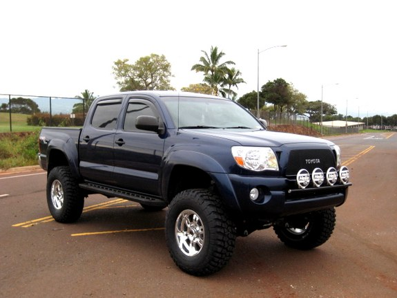 Toku58 S 2006 Toyota Tacoma Double Cab Pickup 4d 5 Ft In