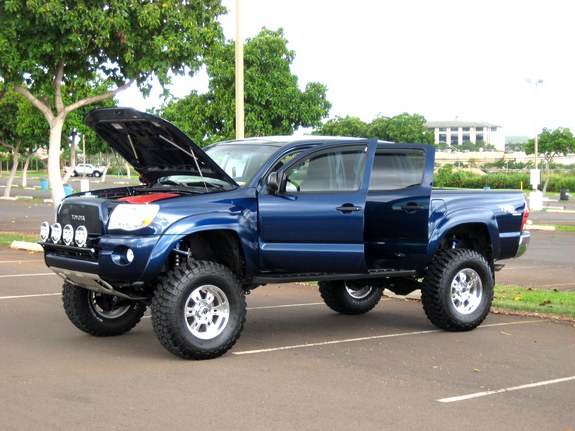 Another toku58 2006 Toyota Tacoma Double Cab post... - 8994120