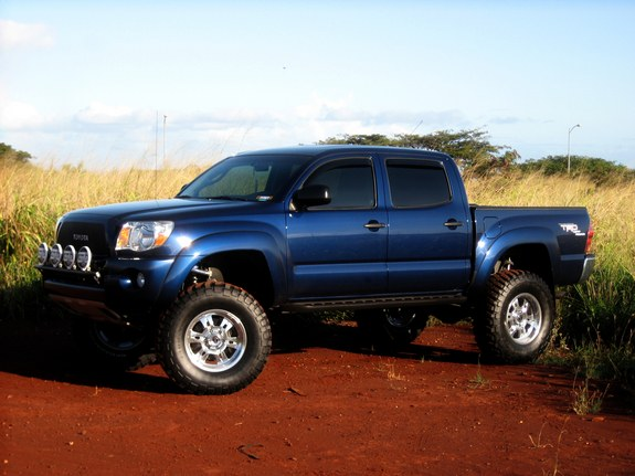Another toku58 2006 Toyota Tacoma Double Cab post... - 8994139