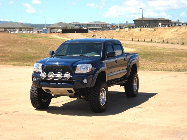 Another toku58 2006 Toyota Tacoma Double Cab post... - 8994144