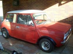 icostley 1977 MINI Clubman