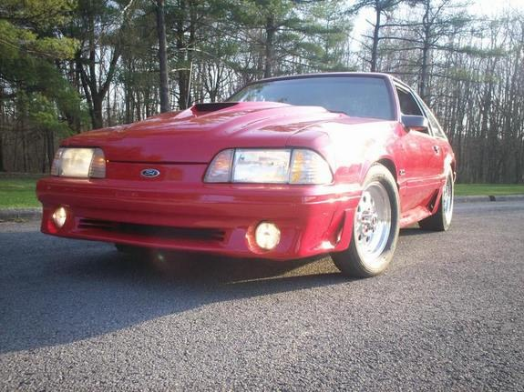 Faster406 1989 Ford Mustang