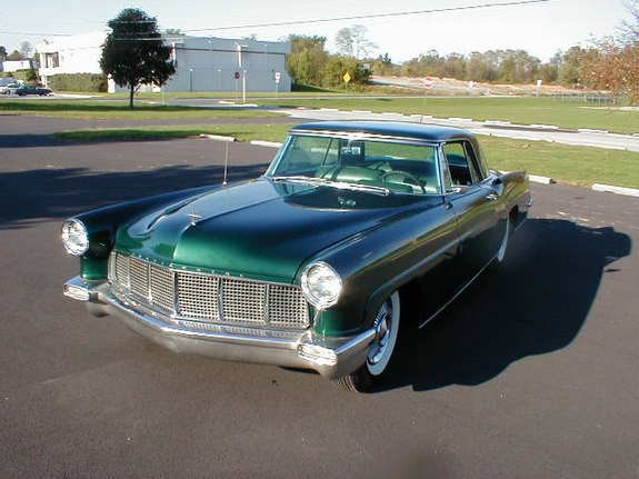 ToddEmily's 1956 Lincoln Continental