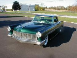 ToddEmily 1956 Lincoln Continental