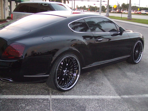 LIONMOTORINGcom 2005 Bentley Continental GT 8774960
