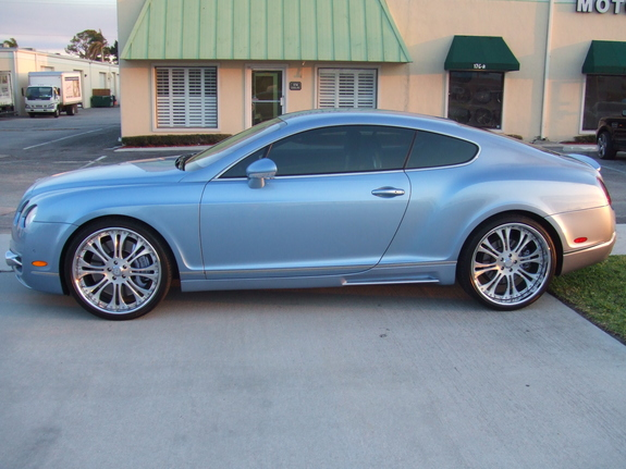 LIONMOTORINGcom 2005 Bentley Continental GT 8774967