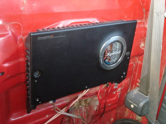 Large on 1989 Toyota Pickup 4x4 Efi