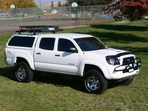 Toyota Tacoma Roof Rack Double Cab >> Austin76 2005 Toyota Tacoma Xtra Cab Specs, Photos, Modification Info at CarDomain
