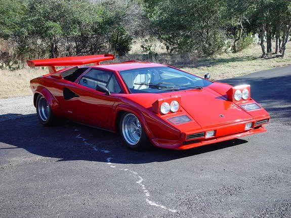mbrund 1985 lamborghini countach specs photos. Black Bedroom Furniture Sets. Home Design Ideas