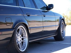 attackeagle 1992 BMW 5 Series