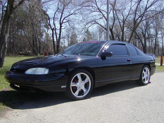 progressiv edge 1996 chevrolet monte carlo specs photos. Black Bedroom Furniture Sets. Home Design Ideas