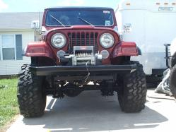 1956matthews 1985 Jeep CJ7