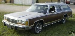1989 Ford LTD Country Squire