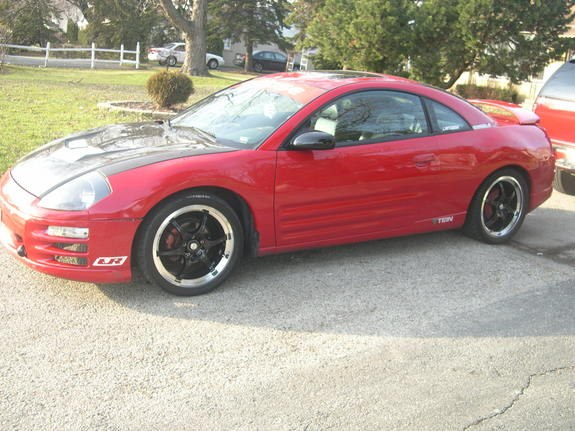 Another 00_ECLIPSE_00 2000 Mitsubishi Eclipse post... - 8780282