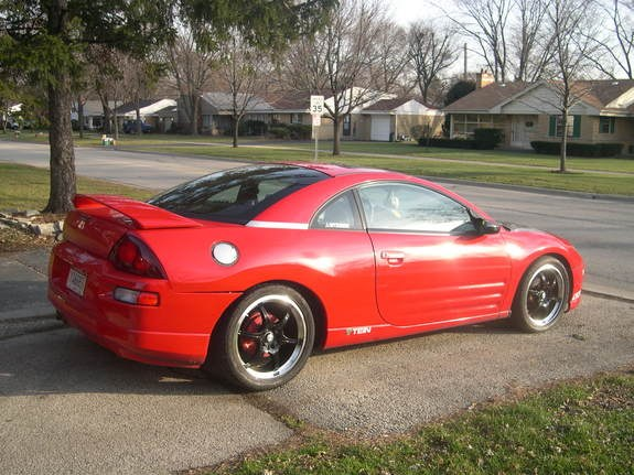 Another 00_ECLIPSE_00 2000 Mitsubishi Eclipse post... - 8780284