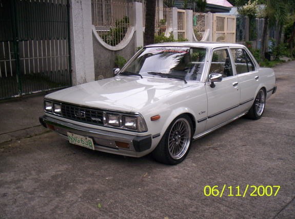 poyspoys 1980 toyota corona specs photos modification info at cardomain. Black Bedroom Furniture Sets. Home Design Ideas