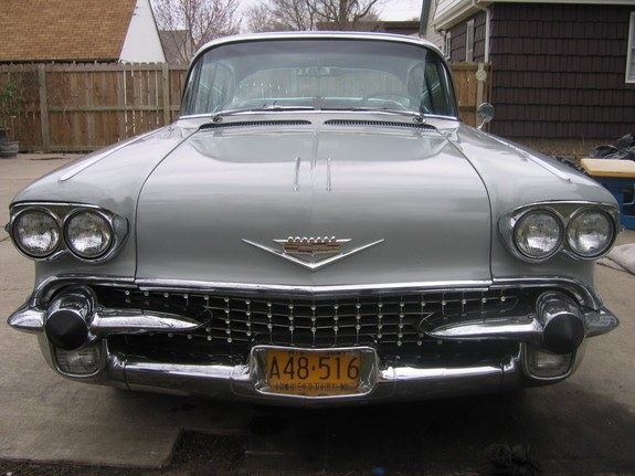 1958 Cadillac Sixty Special