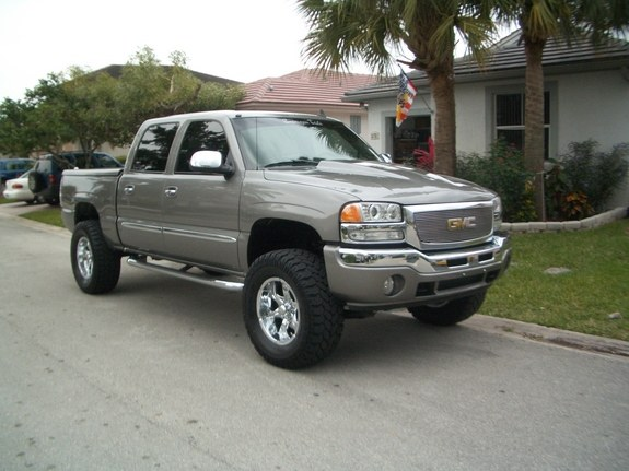 GOBAMA 2006 GMC Sierra 1500 Regular Cab