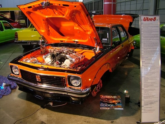 Another Litre8 1976 Holden Torana post... - 8782092
