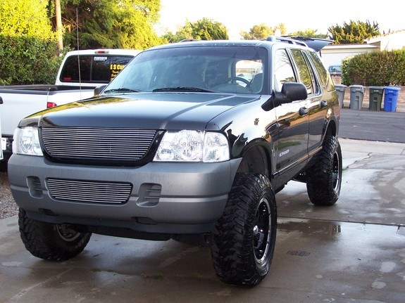 escustoms 2002 ford explorer specs photos modification. Black Bedroom Furniture Sets. Home Design Ideas