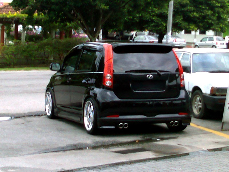Another zbard 2006 Perodua MyVi post... - 8784784