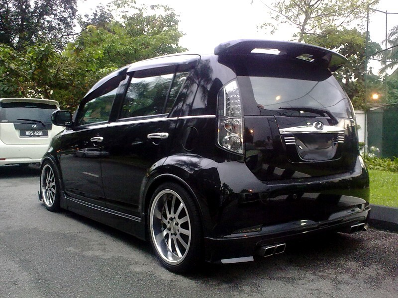 Another zbard 2006 Perodua MyVi post... - 8784789