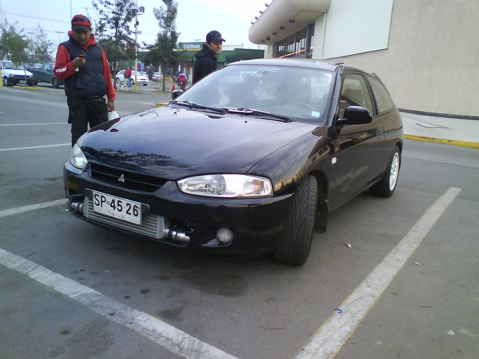 ultranate 1998 Mitsubishi Colt 8786281