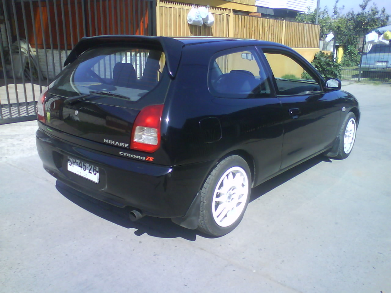ultranate 1998 Mitsubishi Colt 8786287