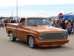 Derochs 1984 GMC Sierra (Classic) 1500 Regular Cab