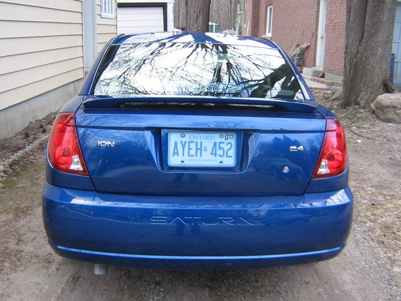 Another brandonw1985 2006 Saturn Ion post... - 17898415