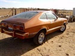 Misaac 1974 Ford Mustang II