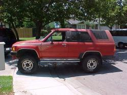 Red4runnin 1987 Toyota 4Runner