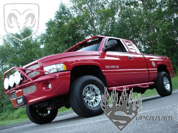 Superram99 1999 Dodge Ram 1500 Regular Cab Specs Photos