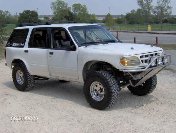 xploded1's 1993 Ford Explorer