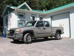 Sup3rStar 2003 GMC Sierra 2500 Extended Cab