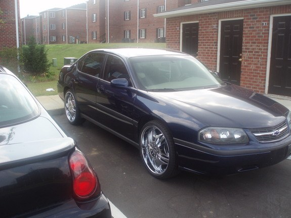 Another infadel973 2001 Chevrolet Impala post... - 9665492