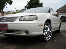 MALIBUCHICKs 1999 Chevrolet Malibu