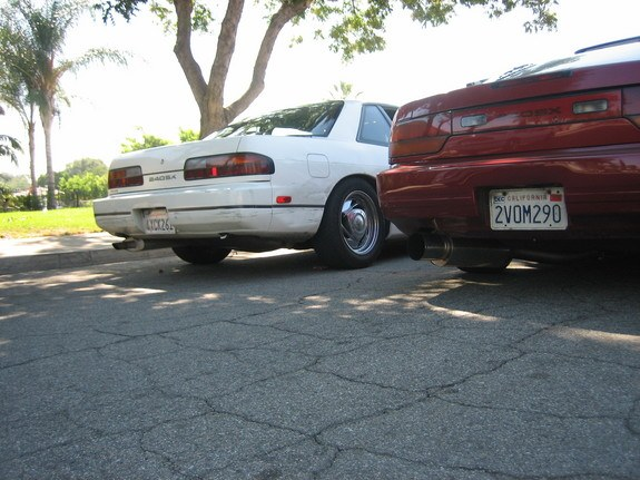 Another studgus 1990 Nissan 240SX post... - 8793042