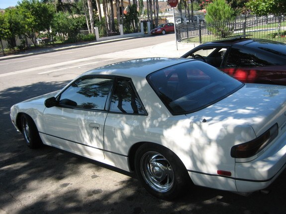 Another studgus 1990 Nissan 240SX post... - 8793047