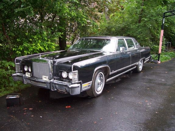 78continental 1978 Lincoln Continental Specs, Photos